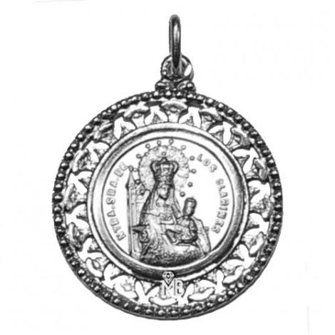 PK368/35P Medalla Virgen de los Clarines