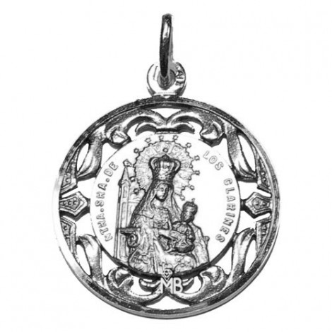 P2444/32 Medalla Virgen de los Clarines