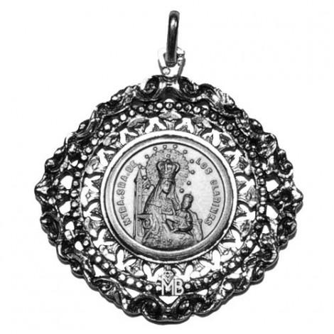 PK330/50P Medalla Virgen de los Clarines