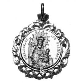 Medalla Virgen de los Clarines PK1112/32