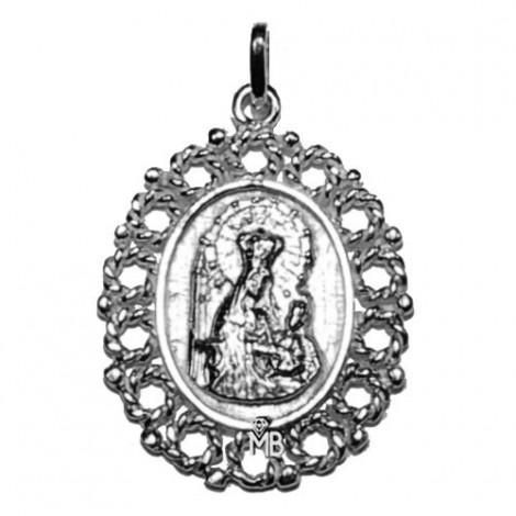 POVAL8 Medalla Virgen de los Clarines