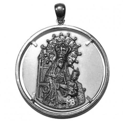 P11131 Medalla Virgen de los Clarines