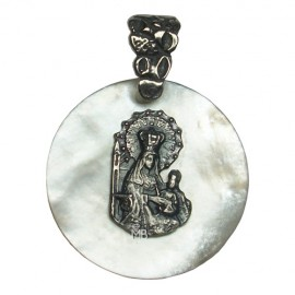 Medalla Virgen de los Clarines PCNP