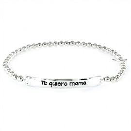 Pulsera Happy Te quiero mamá.