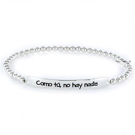 Pulsera Happy -Como tu no hay nadie- 9090230