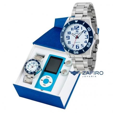 Reloj Marea B35283/3 y MP4