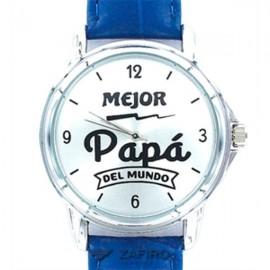 "Reloj My Life "" Mejor Papá Del Mundo """