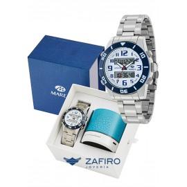 Reloj Marea B35281/10 y Altavoz