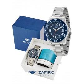 Reloj Marea B35283/11 y Altavoz