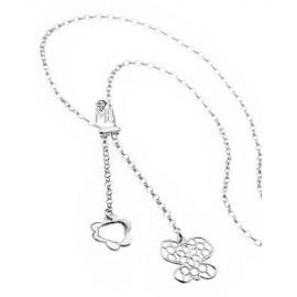 Gargantilla Lotus Silver LP1053/11