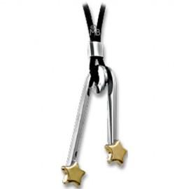 Colgante Brosway AS01 2 estrellas