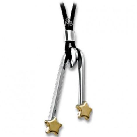 Colgante Astro AS01 2 estrellas