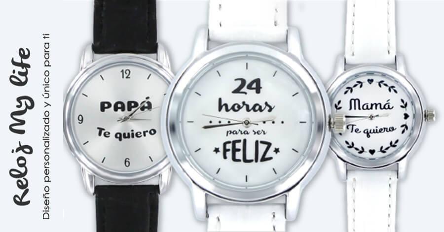 My Life - Relojes personalizados